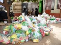 Ghana Ramadan Food Packs Human Relief Foundation