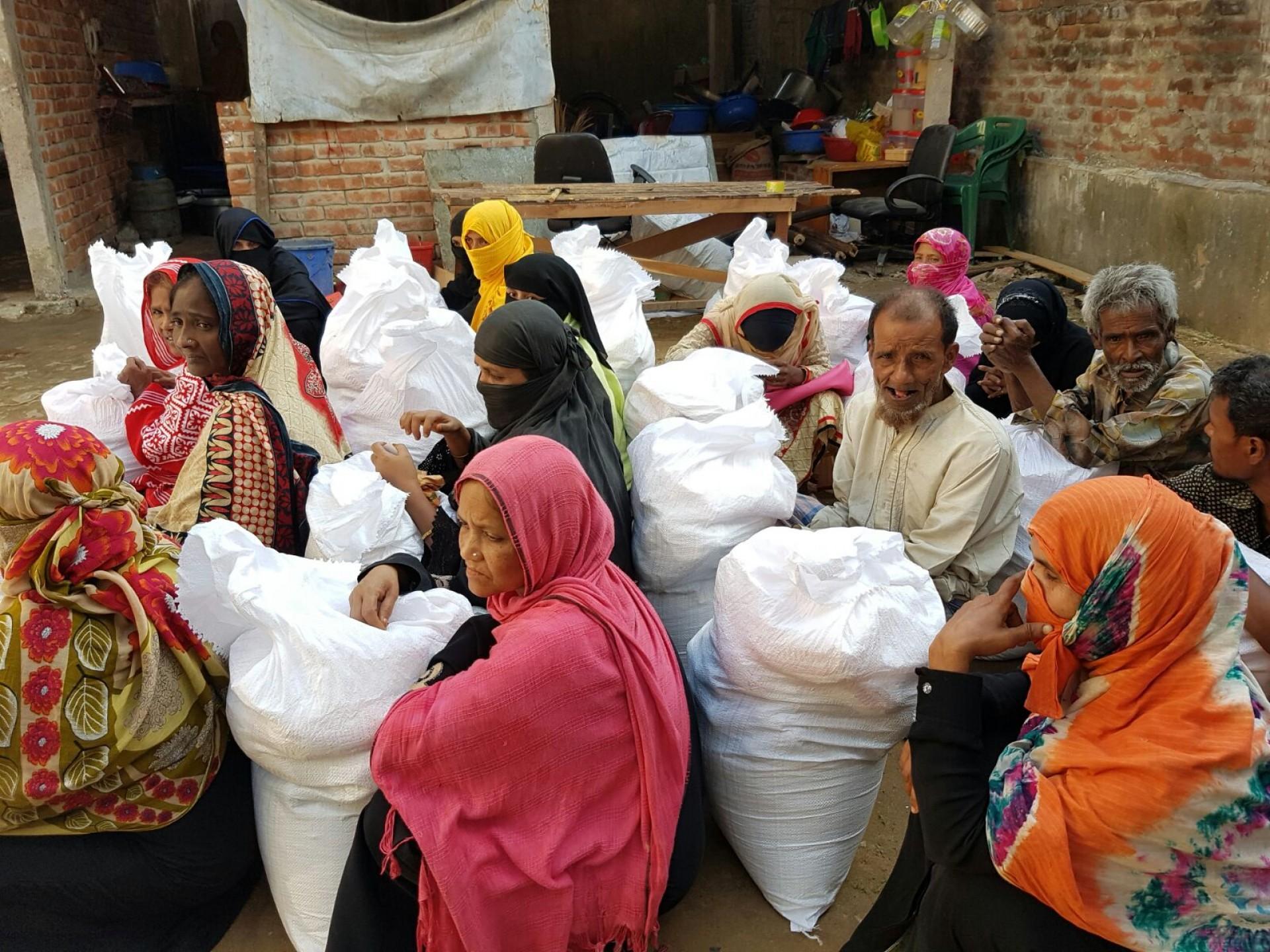 Bangladesh Rohingya Human Relief Foundation