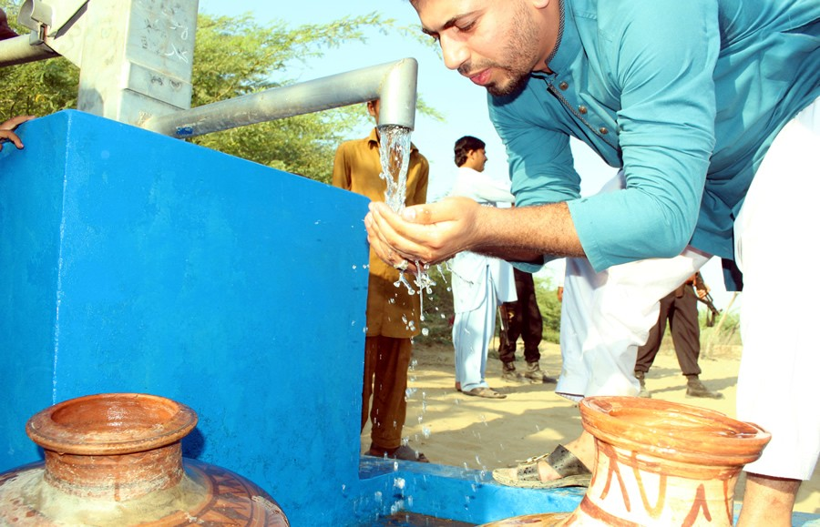 Global Hand Washing Day Human Relief Foundation